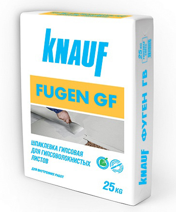 25 кг (Фуген ГВ) Knauf
